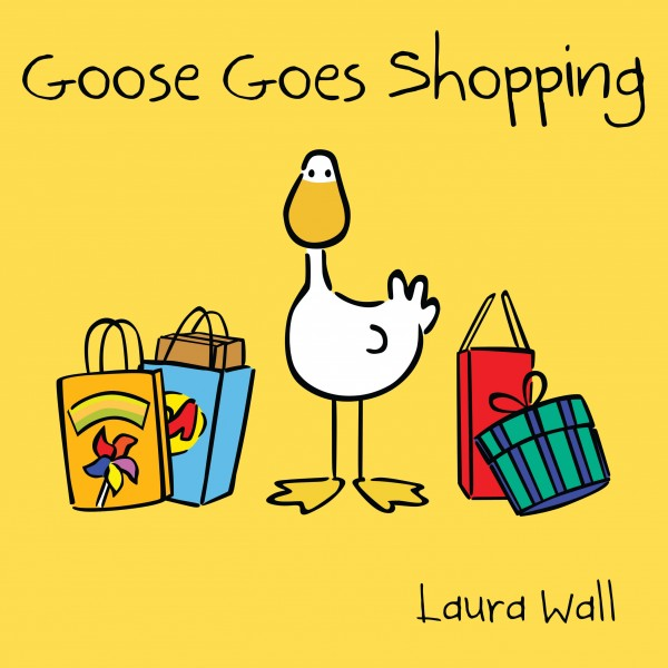 Goose Goes Shopping book cover