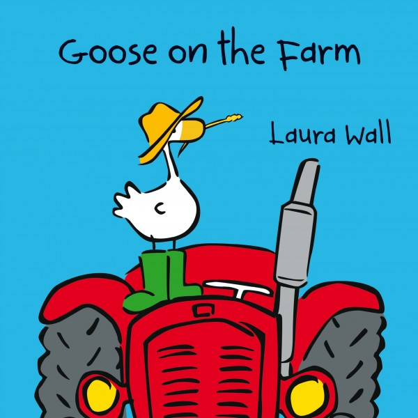 Goose on the Farm book cover