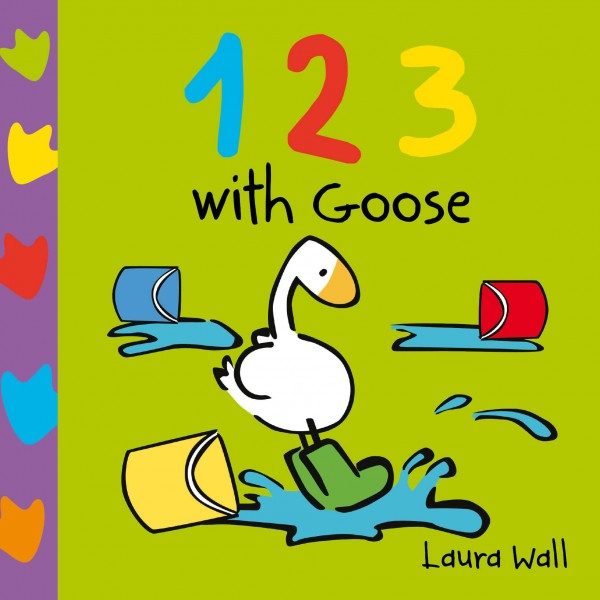 123 with Goose book cover