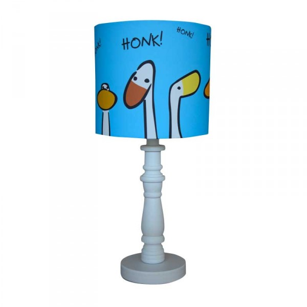 Honk! lampshade design