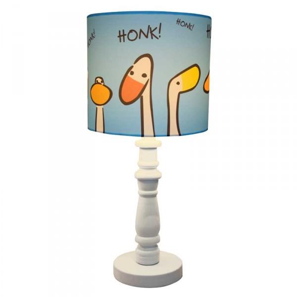 Honk! lampshade design