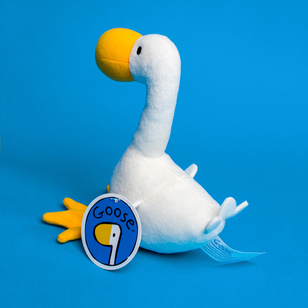 Goose Soft Toy