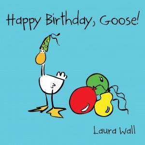 Happy Birthday Goose book cover