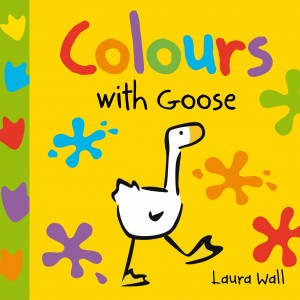 Colours With Goose book cover